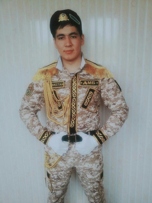 Казахский дембель возвращается домой (14)