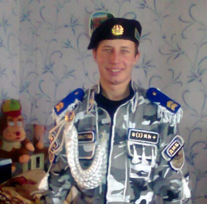 Казахский дембель возвращается домой (15)