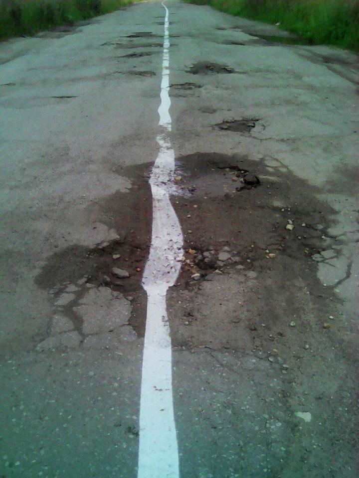 В России две беды - дураки и дороги... (2)