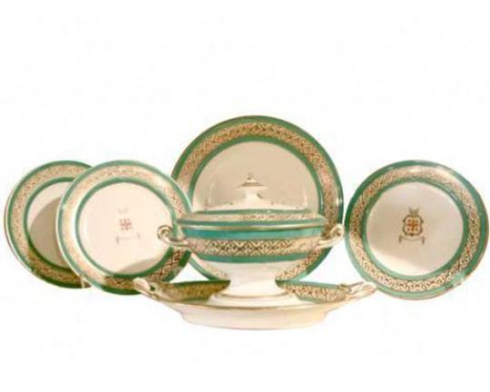Самая дорогая посуда в мире (3)
