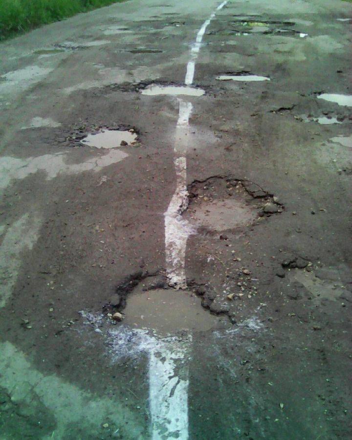 В России две беды - дураки и дороги... (3)