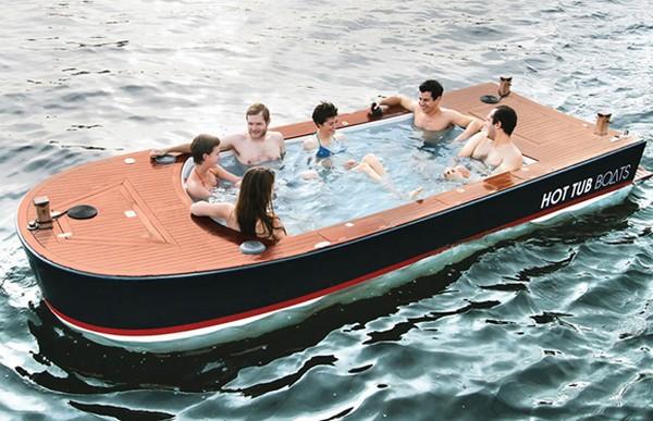 Самые необычные лодки мира (1)