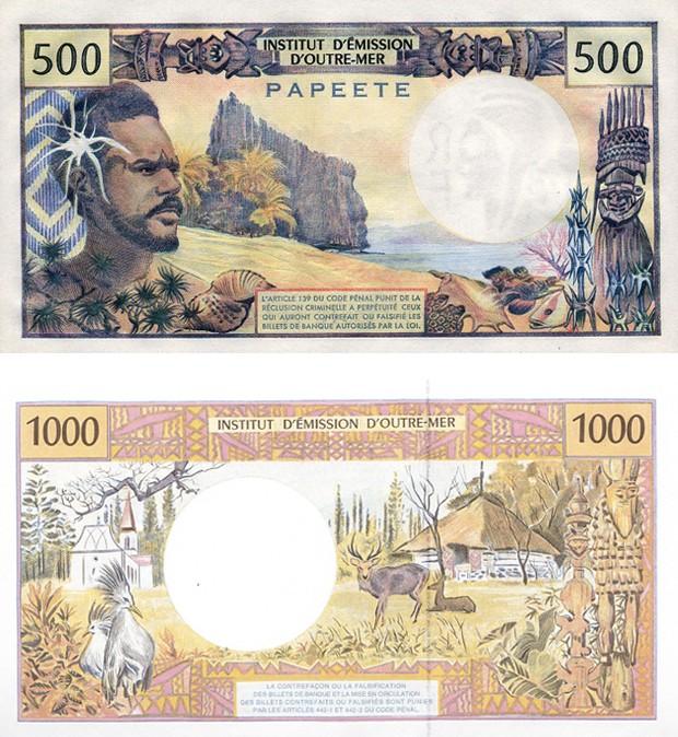 Самые красивые банкноты мира (5)