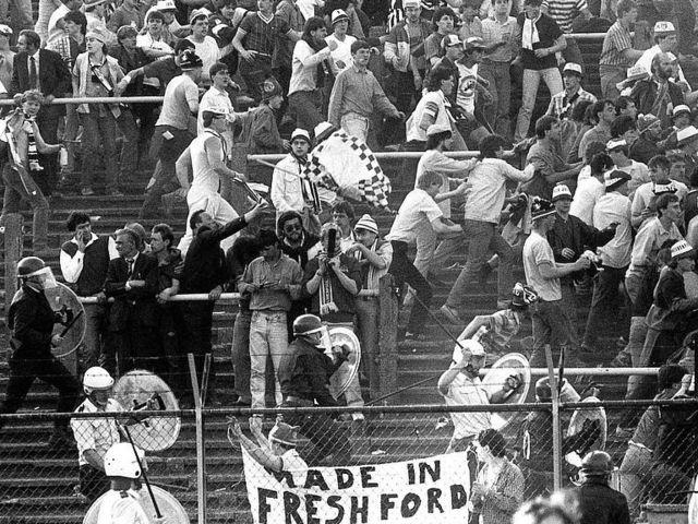 Как наказывали национальные сборные по футболу за проигрыш (4)