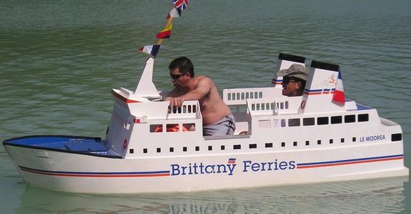 Самые необычные лодки мира (4)