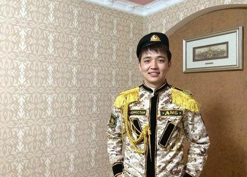 Казахский дембель возвращается домой (6)