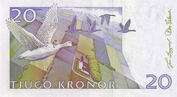 Самые красивые банкноты мира (11)