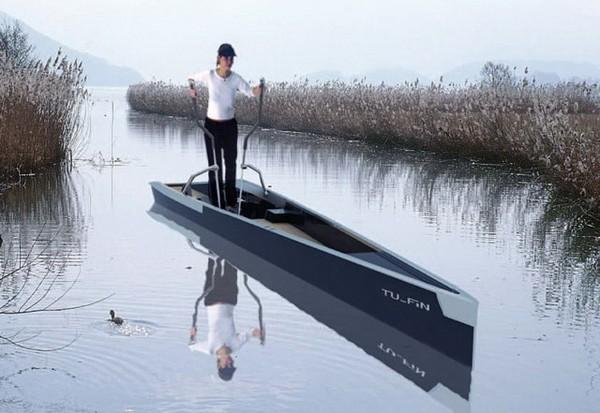 Самые необычные лодки мира (6)