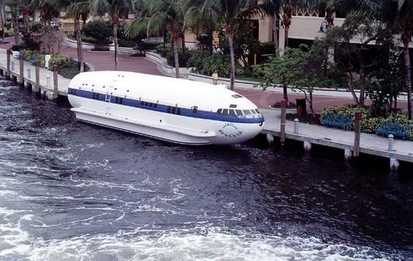 Самые необычные лодки мира (7)