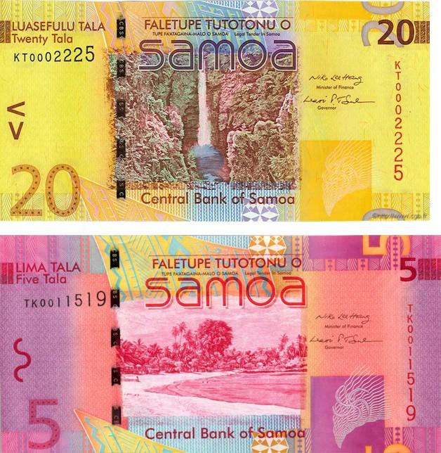 Самые красивые банкноты мира (14)