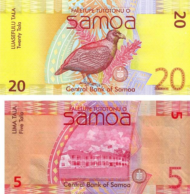 Самые красивые банкноты мира (15)