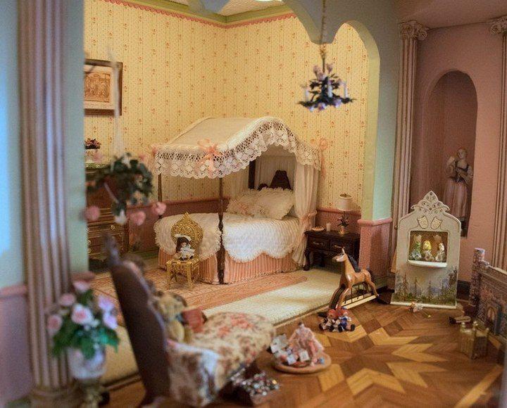 Кукольный домик за $8,5 млн: роскошное искусство миниатюры (11)
