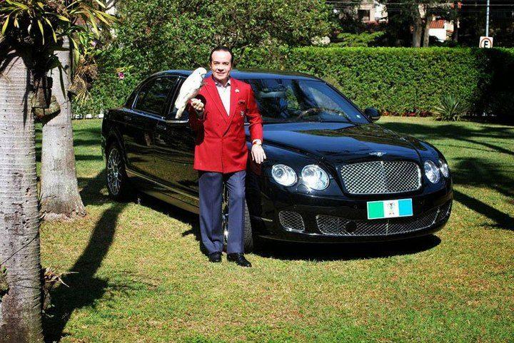 Миллионер Sparks Uproar хочет что-бы его похоронили вместе с его любимым Bentley (2)