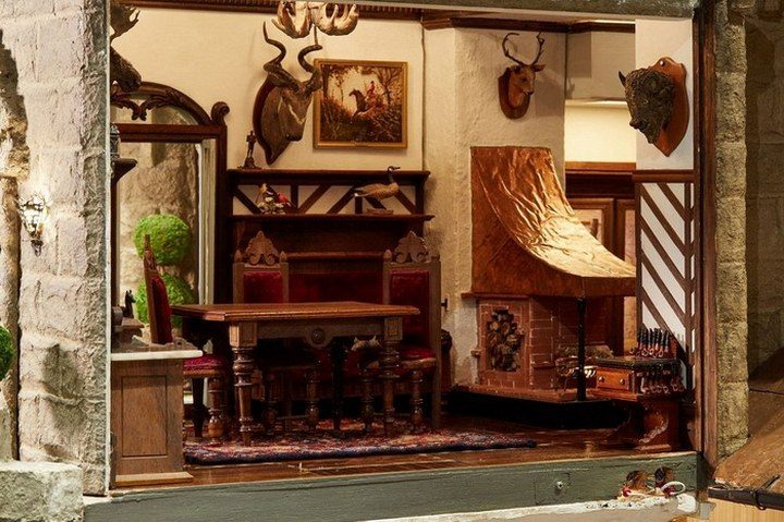 Кукольный домик за $8,5 млн: роскошное искусство миниатюры (4)
