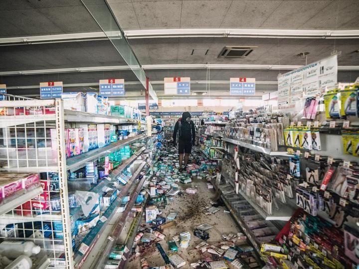 Прыжок во времени - в Фукусиме это возможно (9)