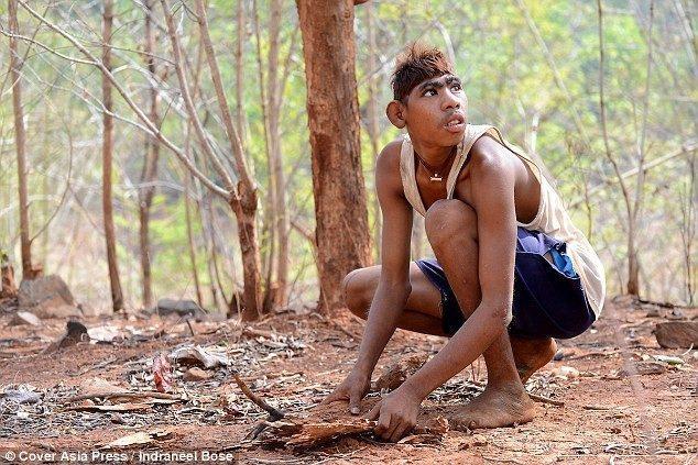 современный Маугли (2)