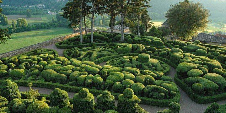 Самые удивительные сады мира (4)