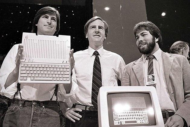 Интересные факты о компании Apple (1)