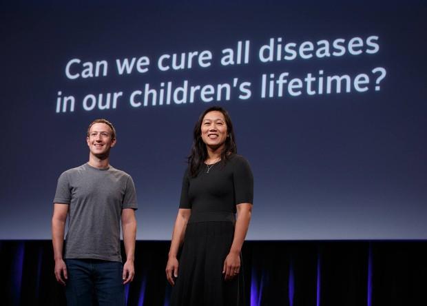 Цукерберг с женой решили избавить мир от всех болезней (2)