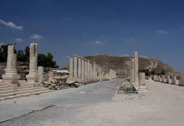 Прогулка к Воротам Рая: Бейт-Шеан (3)