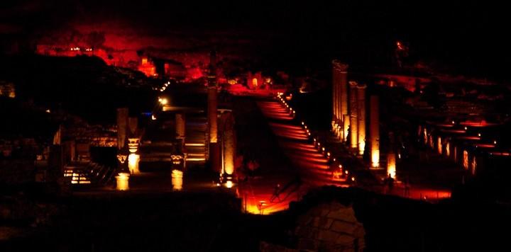 Прогулка к Воротам Рая: Бейт-Шеан (4)