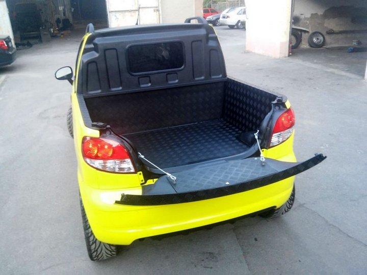 Пикап из Daewoo Matiz (3)