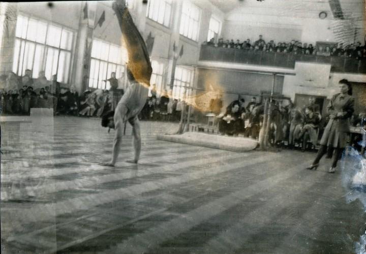 Спорт в послевоенной России. Гимнастика (11)