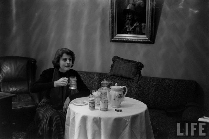 Туристы из Америки в Ленинграде 1956 г (14)