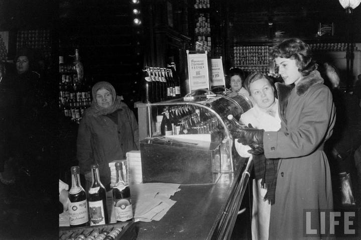 Туристы из Америки в Ленинграде 1956 г (16)