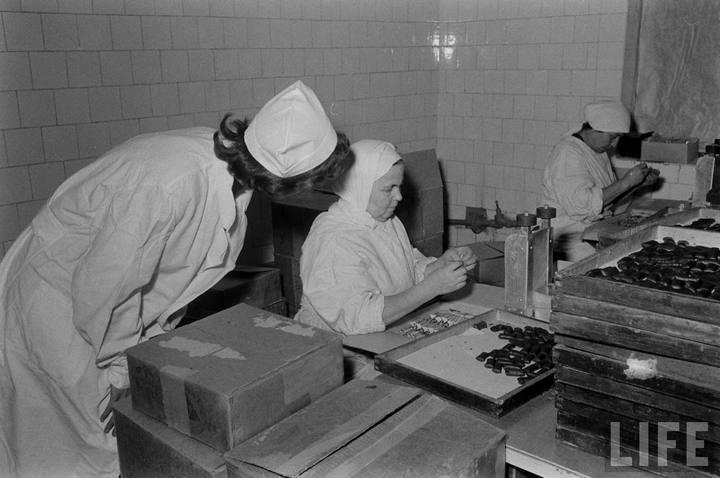 Туристы из Америки в Ленинграде 1956 г (18)
