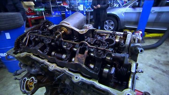 Почему современные моторы часто ломаются? (2)