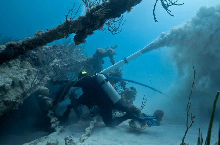 Удивительные находки с затонувших кораблей (6)