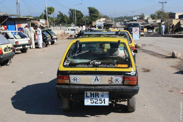 Транспорт в Пакистане, интересные особенности (3)