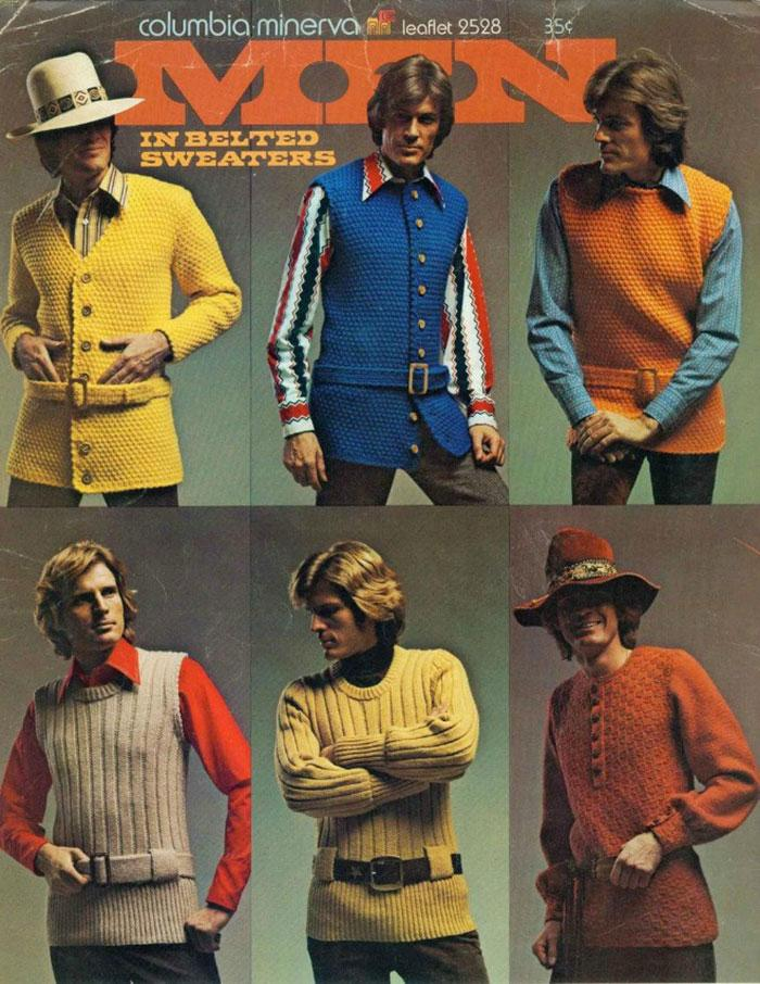 Мужская мода 70-х (7)