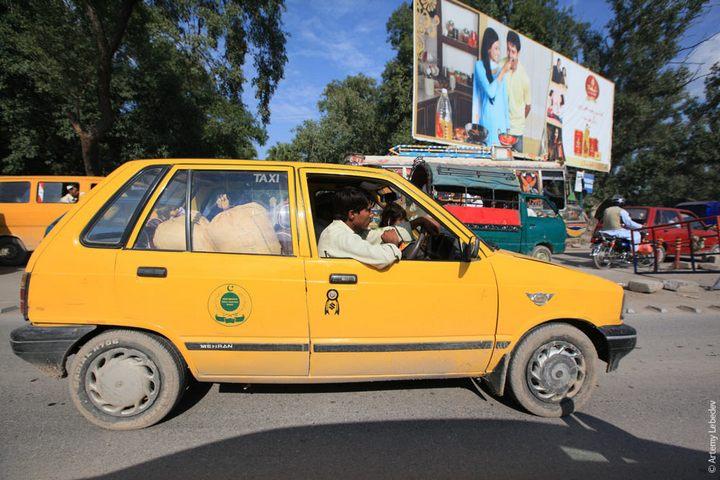 Транспорт в Пакистане, интересные особенности (8)