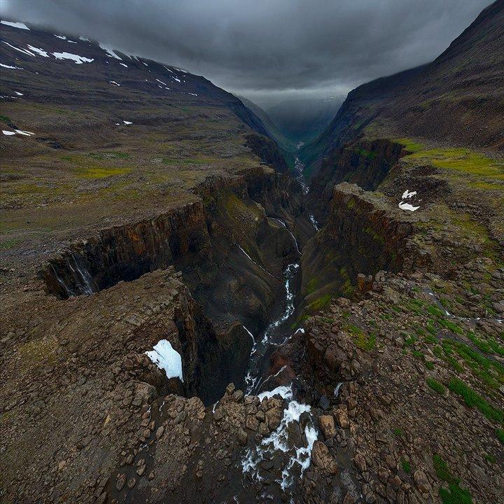 Самый большой водопад в России (9)
