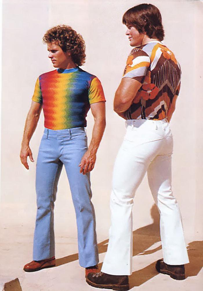 Мужская мода 70-х (9)