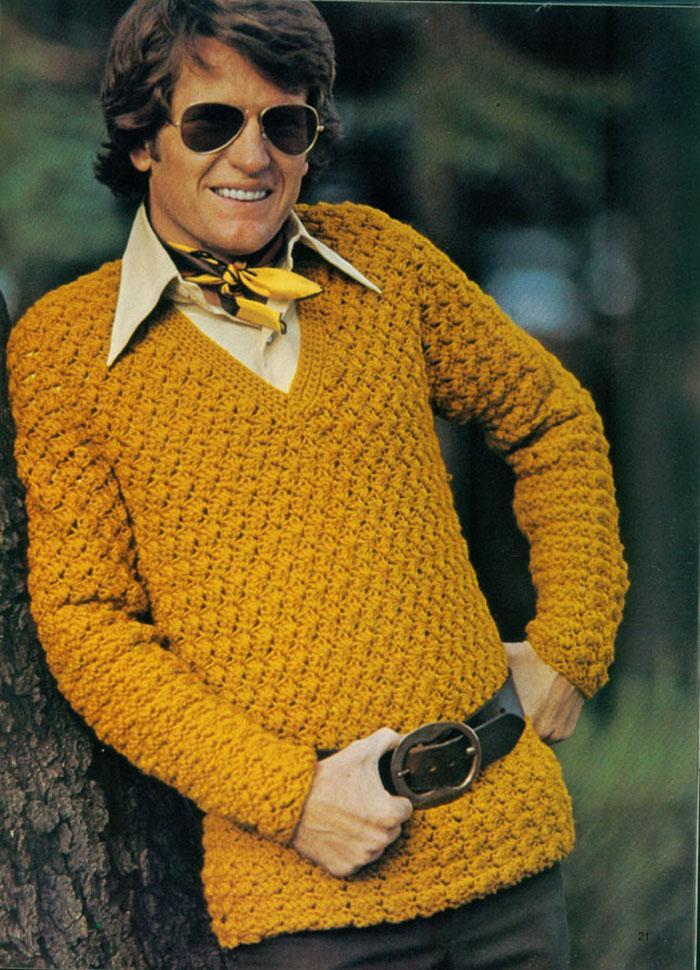 Мужская мода 70-х (11)