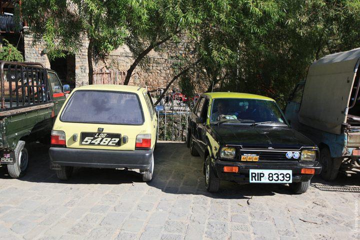 Транспорт в Пакистане, интересные особенности (14)