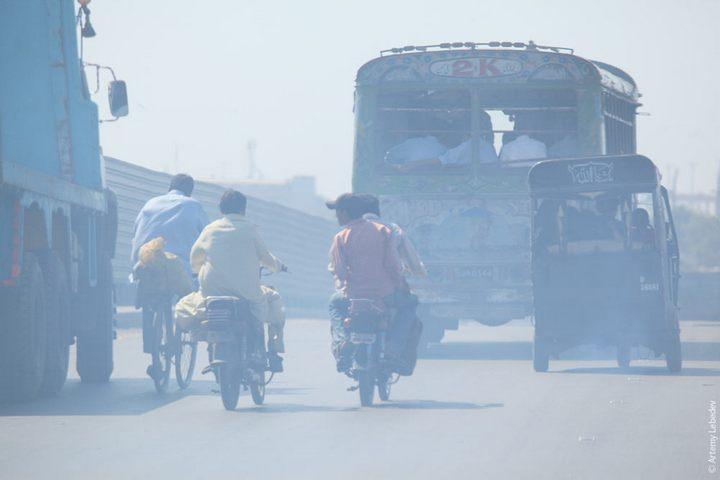 Транспорт в Пакистане, интересные особенности (15)