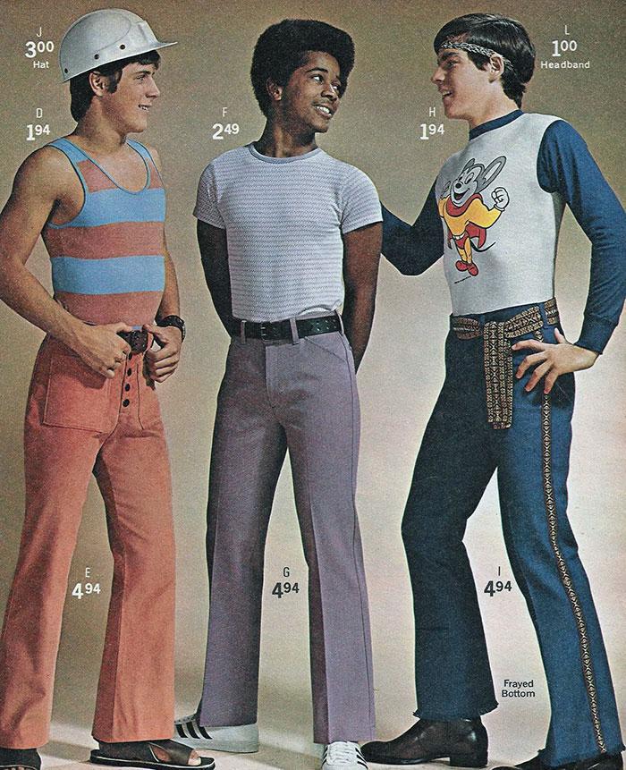 Мужская мода 70-х (15)