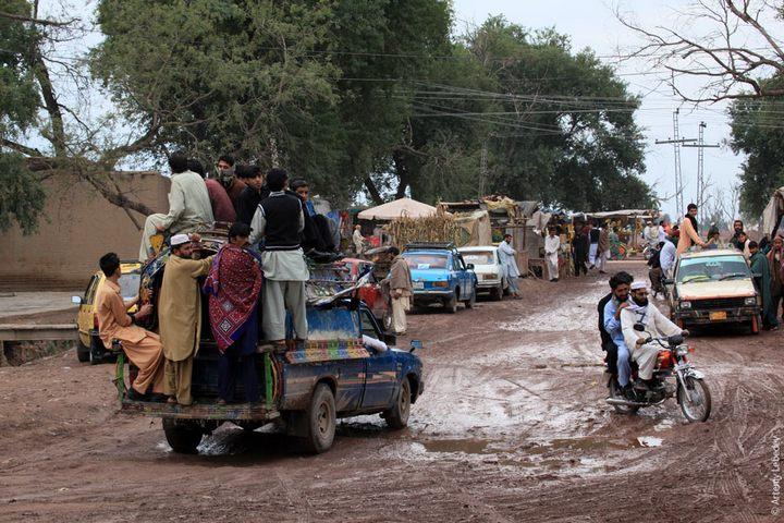 Транспорт в Пакистане, интересные особенности (18)