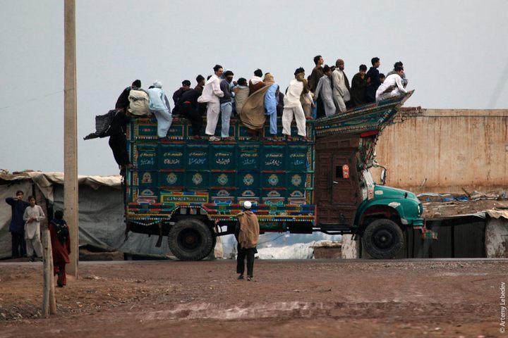 Транспорт в Пакистане, интересные особенности (20)