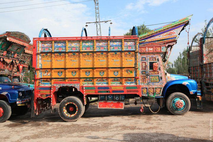 Транспорт в Пакистане, интересные особенности (22)