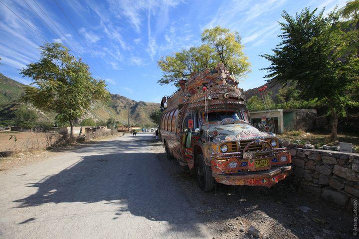 Транспорт в Пакистане, интересные особенности (34)