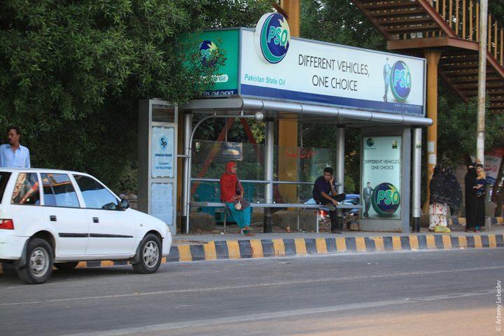 Транспорт в Пакистане, интересные особенности (39)