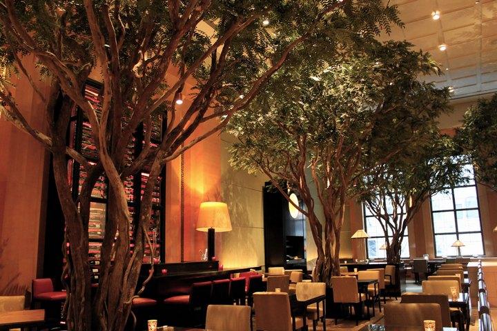 Четыре самых красивых ресторана мира (2)