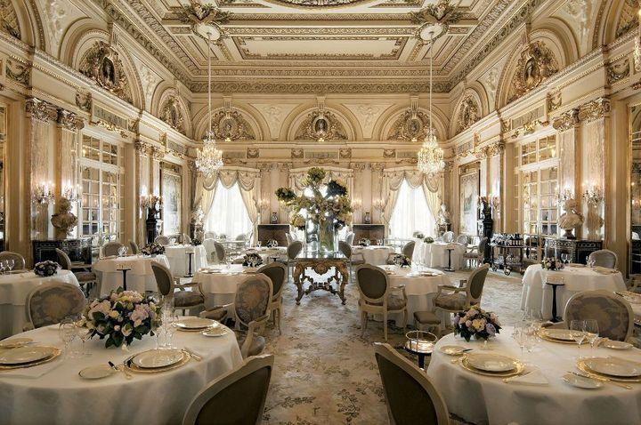 Четыре самых красивых ресторана мира (3)