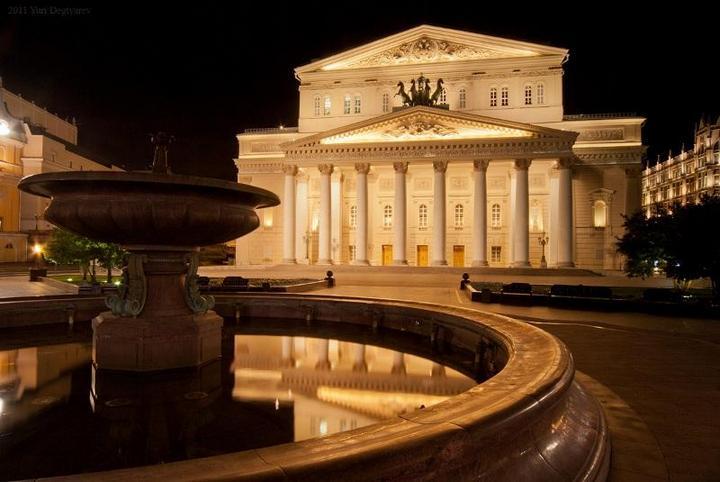 Самые известные театры мира (5)