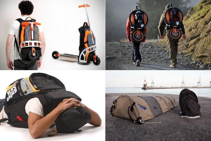 Самые необычные рюкзаки в мире (10)